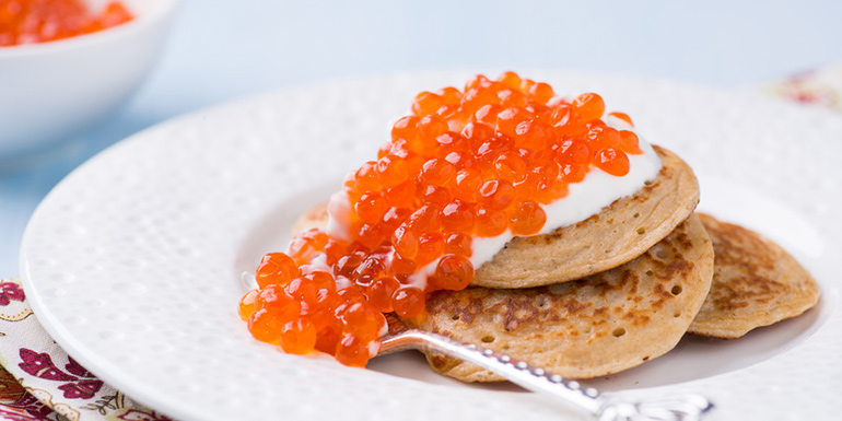 Blinis Bellevue